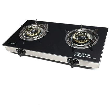 Amazon.com: Taltintoo20 Propane - Quemador de estufa de gas ...