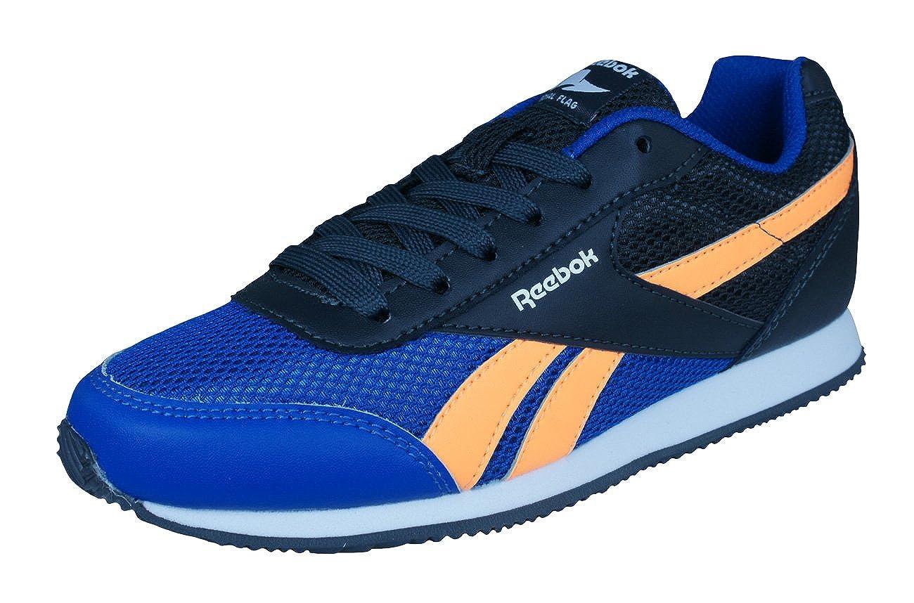 5574e026b Amazon.com | Reebok Royal Classic Jogger 2 Kids Sneakers/Shoes -Blue-4 |  Sneakers