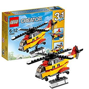 Lego Creator 31029 - Transporthubschrauber