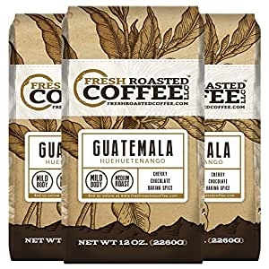 Huehuetenango Coffee Whole Foods