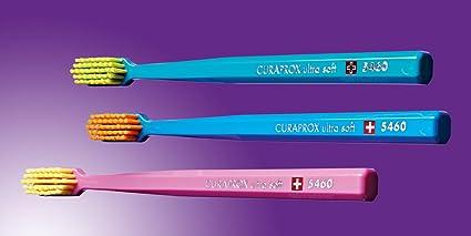 Curaprox CS 5460 mano cepillo de dientes Ultra Soft, 36 unidades),
