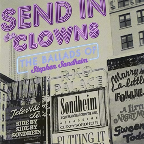 Stephen Sondheim (Send in the Clowns: The Ballads of Stephen Sondheim)