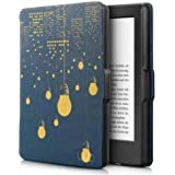 MOCA PU Leather Flip Cover for Kindle paperwhite (City Lights)
