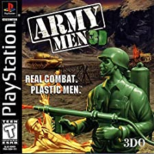 Army Men 3D - PlayStation