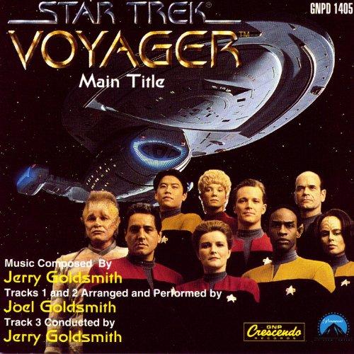 Theme from Star Trek: Voyager (Theme Voyager The Star Trek)