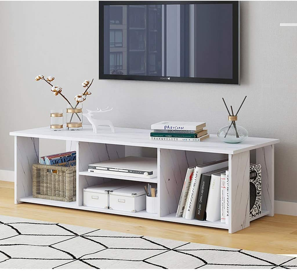 Amazon Com Multipurpose Tv Stand Free Standing Television Stands Cabinet Media Entertainment Center Storage Console With Open Storage Shelf Living Room Media Console Table Coffee Table Sofa Table Gaming Stand Home Kitchen