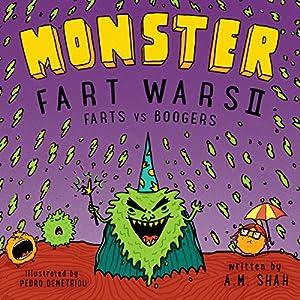 Monster Fart Wars II Audiobook