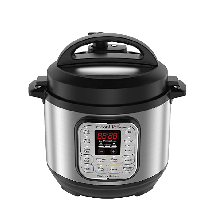 The Best 2 Quart Electric Pressure Cooker