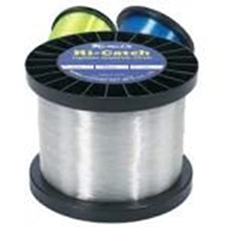 Momoi s Hi-Catch Nylon Monofilament 2 Pound Spool 130lb. 760yd. Blue