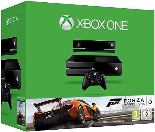 Console Xbox One + Forza Motorsport 5 [Importación Francesa]: Amazon.es: Videojuegos