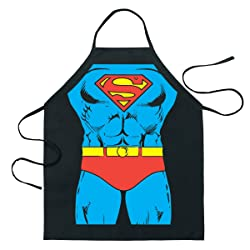 Cute and Sexy Superman Cooking Apron