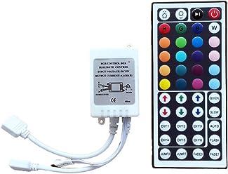 3/8/20/24/44 KEY 24V 12V IR Remote Controller 3528