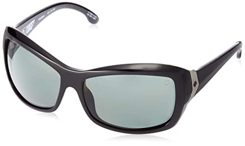 Amazon.com: Spy Optic Farrah - Gafas de sol planas, Negro ...