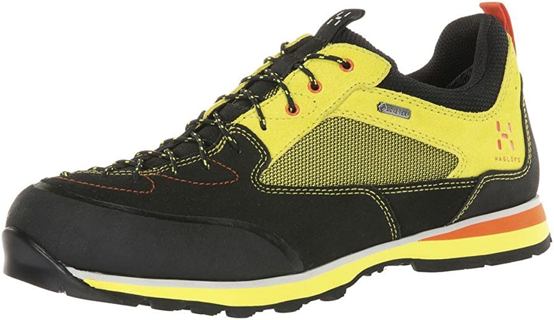 Haglöfs 7318841060248, Roc Icon Gore-Tex Zapatilla de Trekking, Womens, Negro, 45 EU: Amazon.es: Zapatos y complementos
