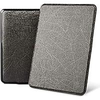 Capa Kindle Colors - Novo Kindle Paperwhite À Prova D Água - Fecho Magnético (BLACK)