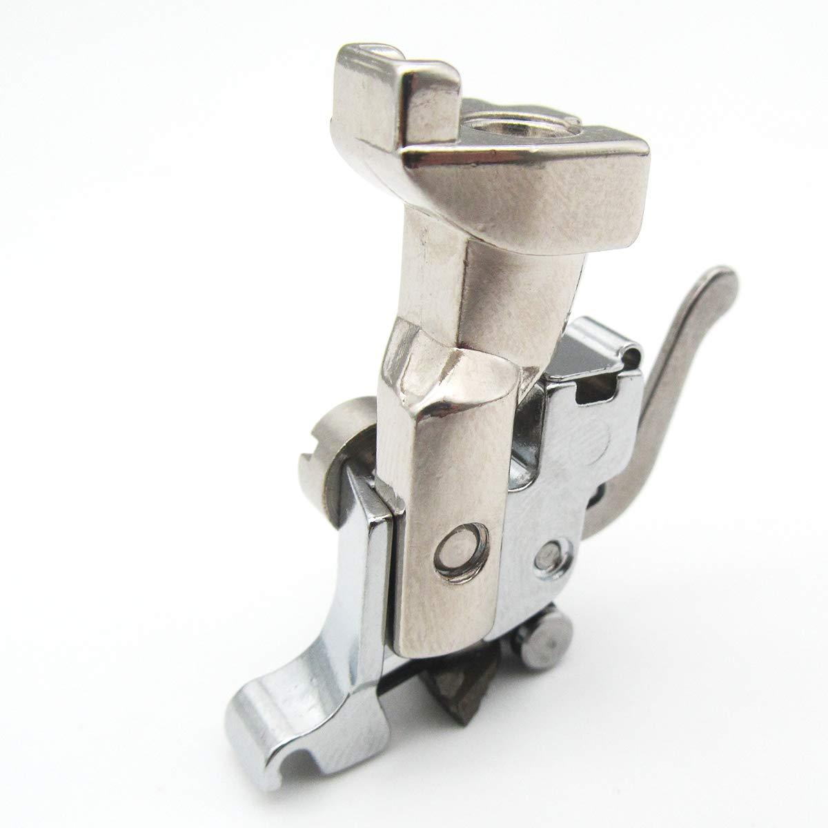 Kunpeng–1 set n. CY-7300L + 0083687000, adattatore per piedini premistoffa per Bernina New Style