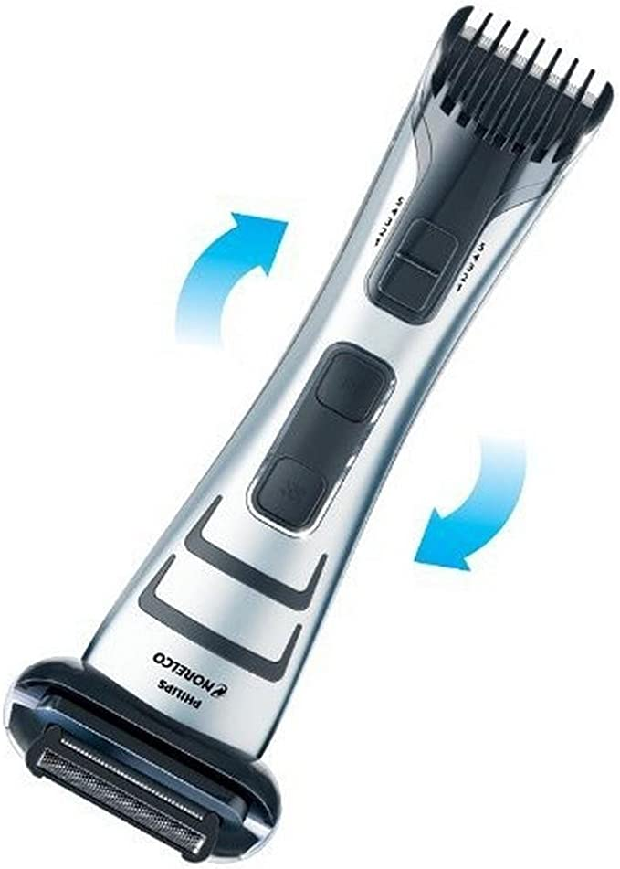 Philips TT2040 depilatorio Bodygroom con cabezal 3d orientable ...