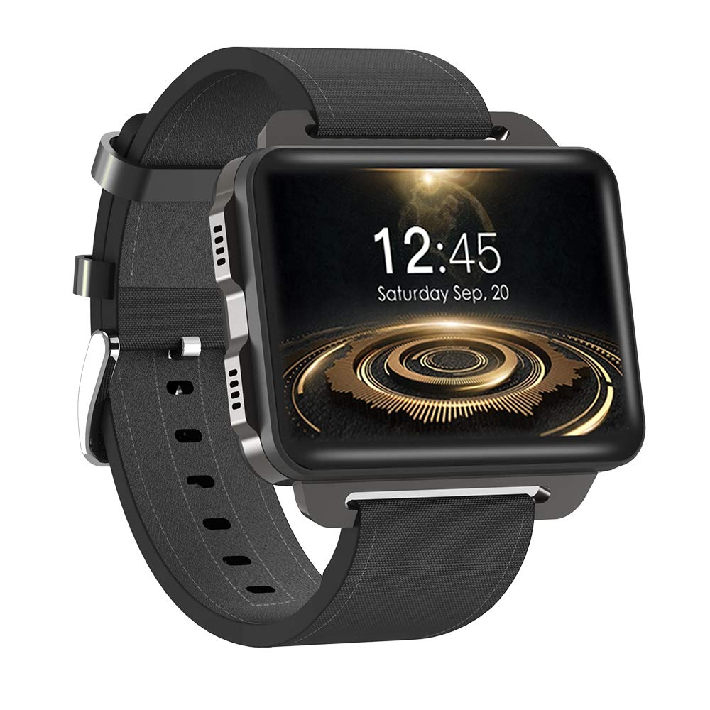 ANDE GPS Smartwatch, Resistencia al Agua 2.5D Display Multi ...