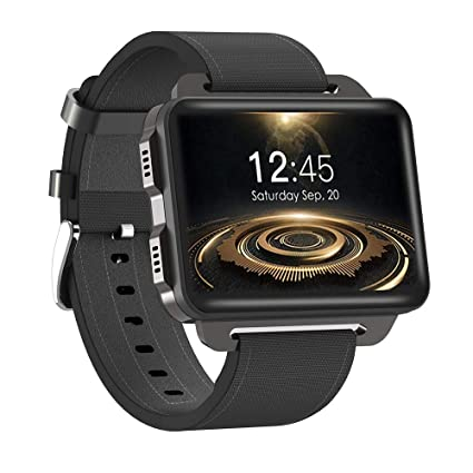ANDE GPS Smartwatch, Resistencia al Agua 2.5D Display Multi-Sports ...