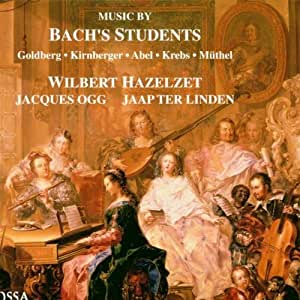 Music by Bach's Students