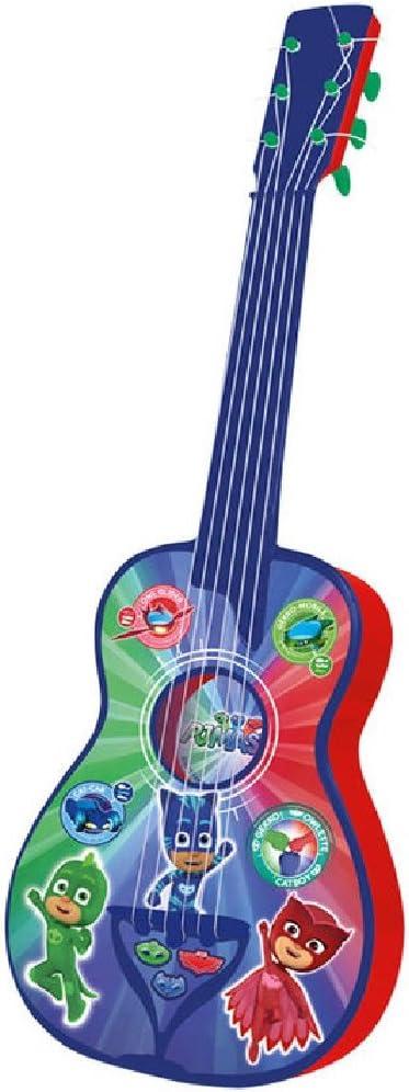 CLAUDIO REIG- PJ Masks Guitarra española, plástico en Estuche ...