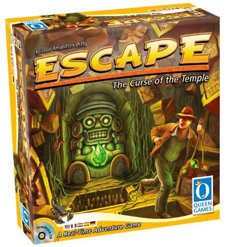 Queen Games Escape: The Curse of the Temple ()