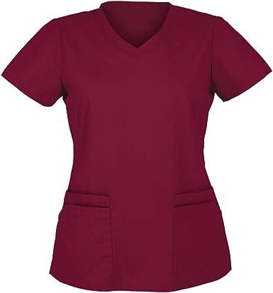 Uniforme Sanitario Pijama Conjunto Casaca Y Pantalón Unisex Hombre Y Mujer Uniformes Sanitarios para Medico, Enfermeros, Personal Sanitario, ...