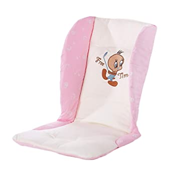 Washable Soft Sweat Absorption Baby Kid Stroller Pushchair Cotton Liner Pad New