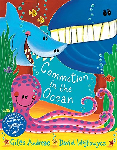 The Commotion In The Ocean (Orchard Picturebooks)