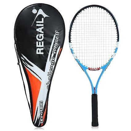 Lixada Raqueta de Tenis de Carbono Cubierta al Aire Libre ...
