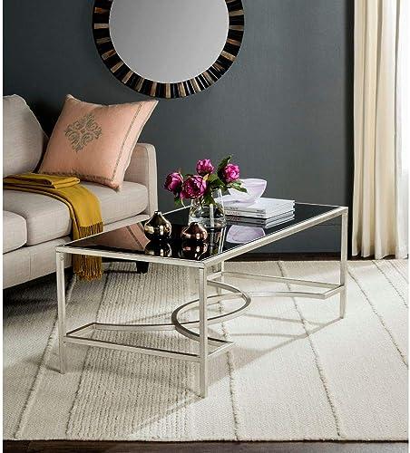 Safavieh Home Collection Inga Silver Coffee Table