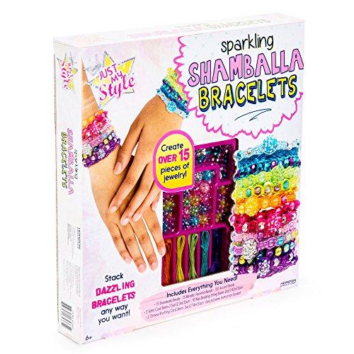 61fnHxx bYL - Just My Style Shamballa Bracelets by Horizon Group USA