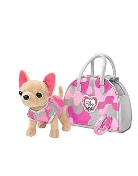 SIMBA Toys - Peluche Chi Chi Love, camuflaje 105890597