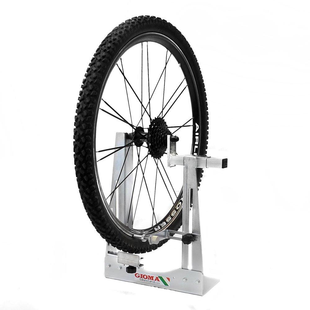 Gioma Bikestand Balance Centro Rueda, Unisex Adulto, Gris, M: Amazon.es: Deportes y aire libre