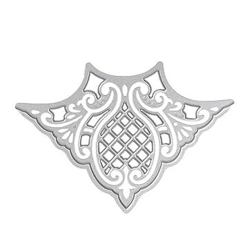 winnereco corte muere Stencil molde de metal para tarjeta de papel DIY álbum de recortes (