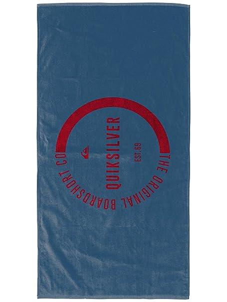 Quiksilver Chilling - Beach Towel - Toalla de Playa - Hombre - ONE SIZE - Rojo: Amazon.es: Ropa y accesorios