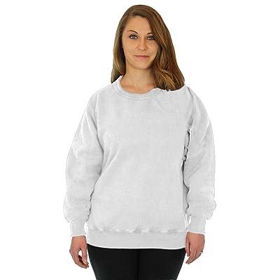 Mens 100/% Heavy Cotton Crew Pullover Sweatshirt Made in Canada CottonMill