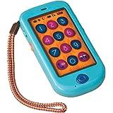 B.Toys 比乐 触摸屏感统电话 早教益智玩具 感官训练 18个月  婴幼儿童益智玩具 礼物+ BX1223Z