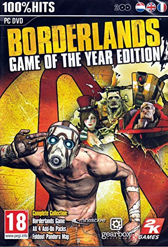 Borderlands Game of the Year – PC