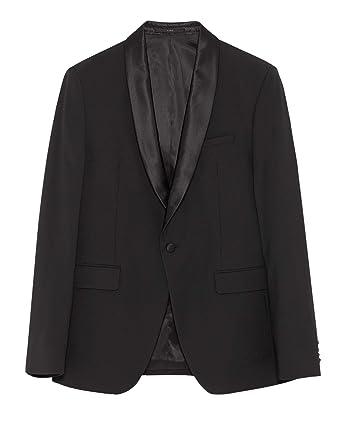 Zara Men Shawl Collar Tuxedo Blazer 6281 505 At Amazon Men S