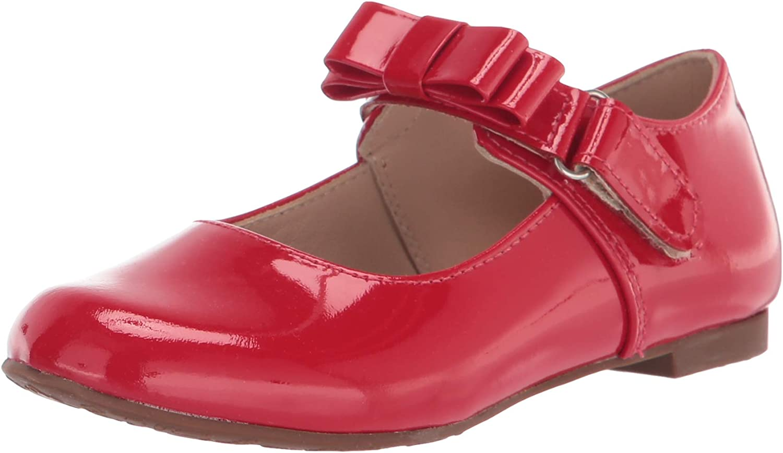 Sale item Elephantito 67% OFF of fixed price Unisex-Child Charlotte Flat Mary Jane