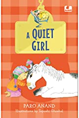 A Quiet Girl (Hook Books): It's not a book, it's a hook! Kindle Edition