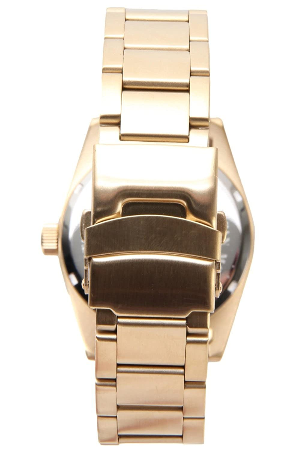 Amazon.com: Neff Baller Mens Fitted Luxury Watch - Gold / One Size Fits All: Watches