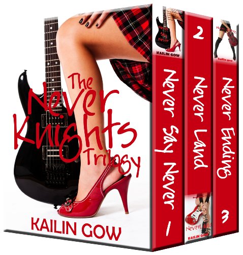 <strong>KND Freebies: 3-in-1 Boxed Set Alert! Fun, sexy, new adult romance <em>THE NEVER KNIGHTS TRILOGY</em>, featured in today's Free Kindle Nation Shorts excerpt</strong>