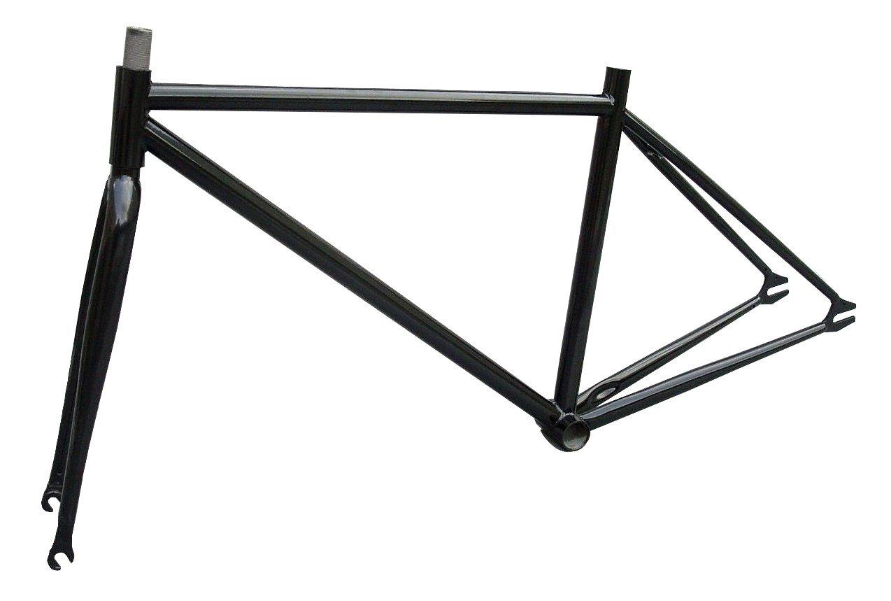 Fixed Gear Fahrrad 39,4 cm Stahl Rahmen mit Gabel, Fixie, Single ...
