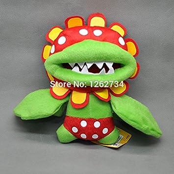 Amazon.com: New Super Mario Bros. Peluche Petey Piranha 7 ...