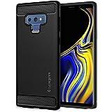 Spigen Rugged Armor Case for Samsung Galaxy Note 9 (Matte Black)