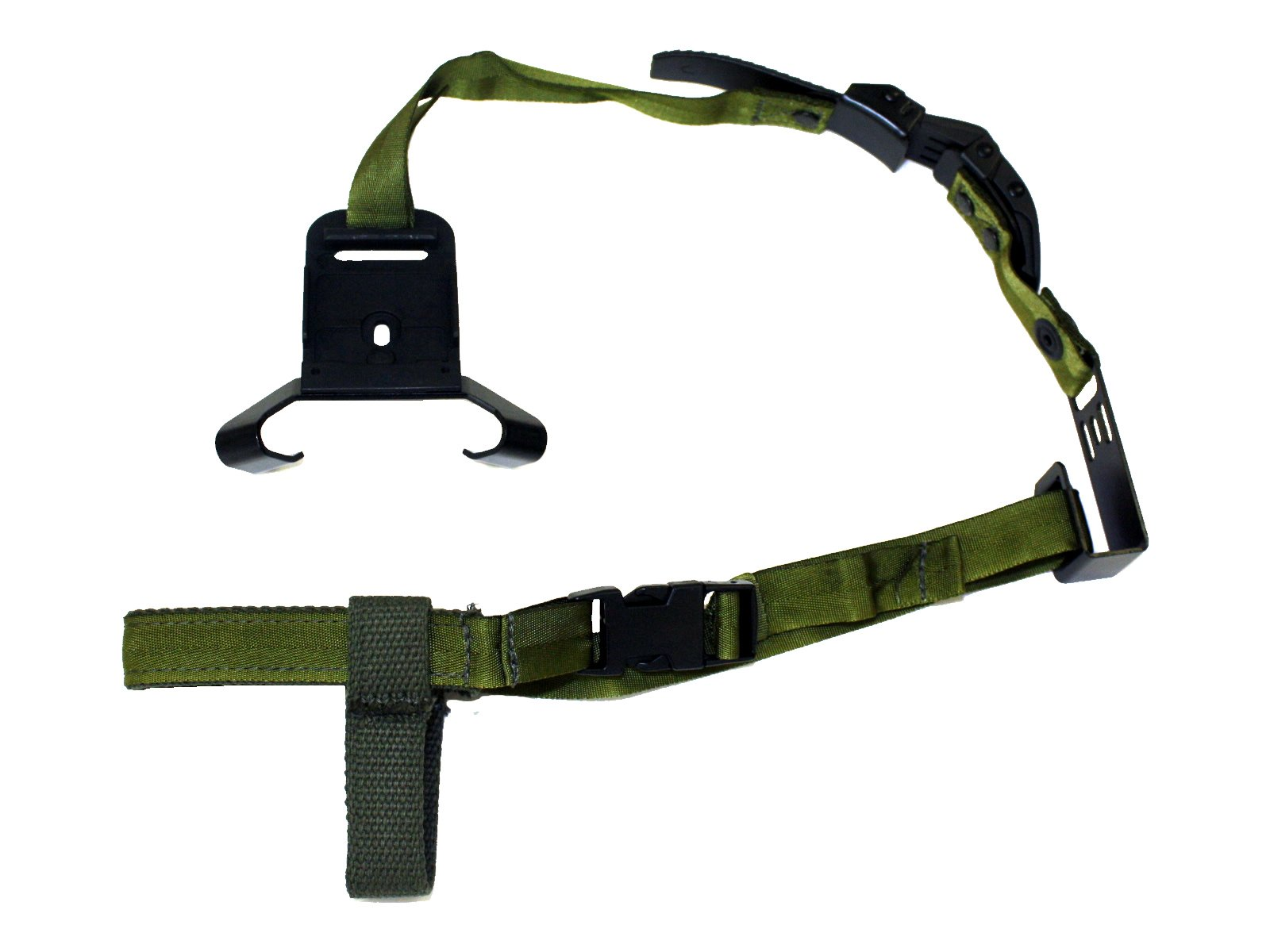 ITT Night Vision Goggle NVG PASGT Helmet Mount Harness Assembly, without RHNO Mount