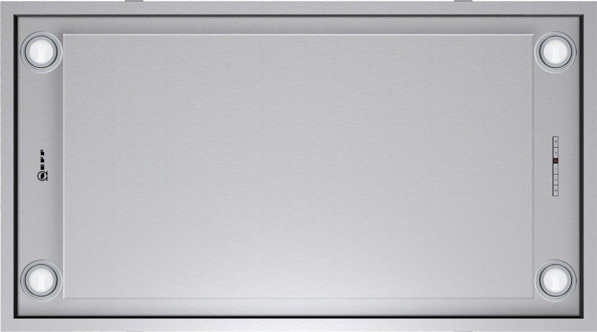 Neff IDC9968N (I99C68N1) / Deckenlüfter / 90cm / Edelstahl / Wahlweise Abluft- oder Umluftbetrieb [Energieklasse A] IDC 9968 N
