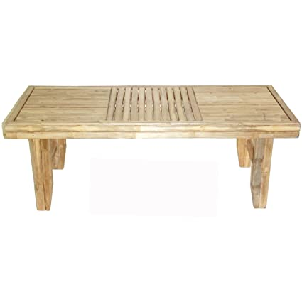 amazon com bamboo fancy folding coffee table kitchen dining